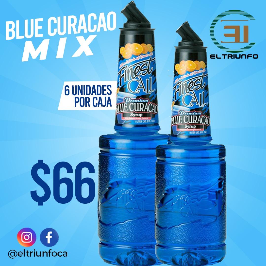 El Triunfo CA Venezuela, Mixer, Mixer Blue Curacao, Blue Curacao