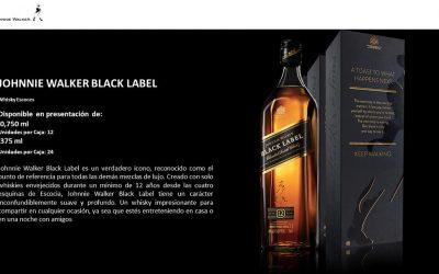 El Triunfo CA Venezuela, JW, JW BLack Label, Black Label